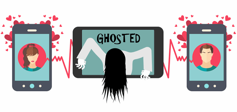 GHOSTING! It's not just for Tinder - Blog Image